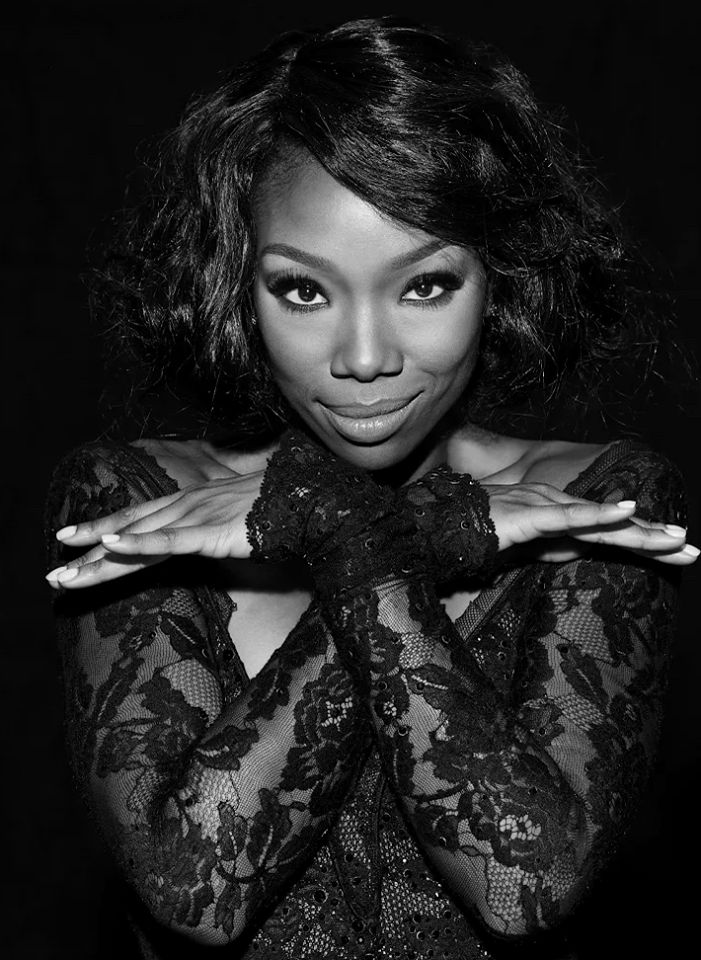 Brandy Norwood as Roxie