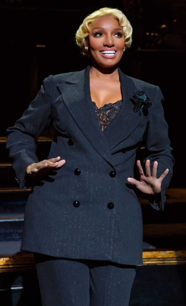 Nene Leakes as Moma Morton