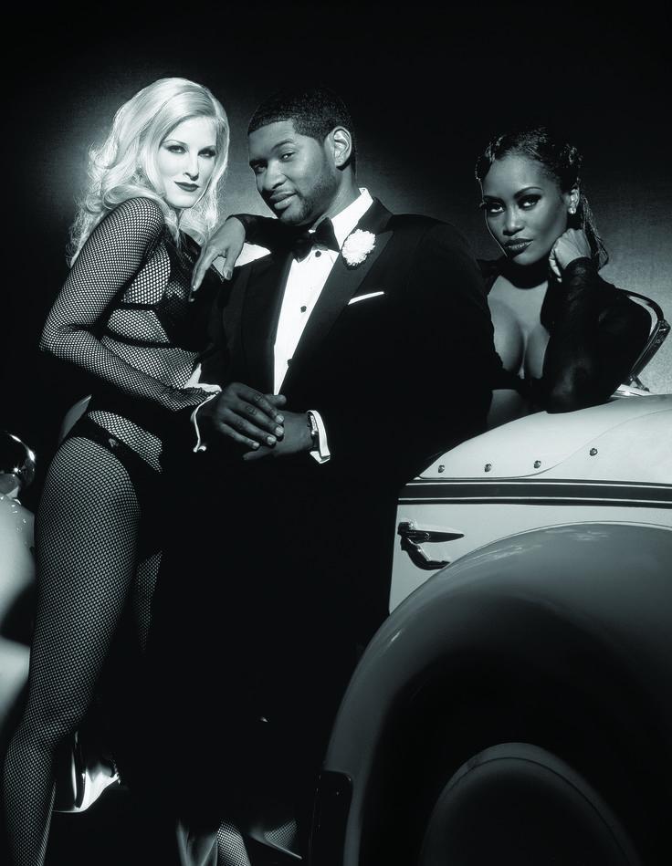 Usher as Billy Flynn
