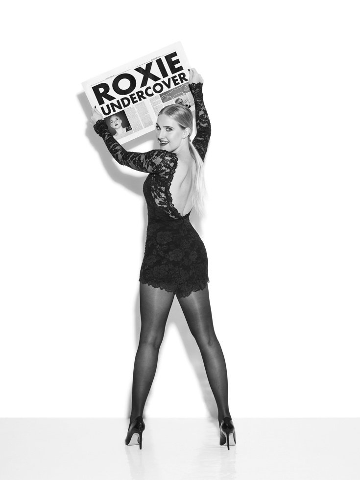Disney Channel star Veronica Dunne makes her Broadway debut as Roxie Hart
