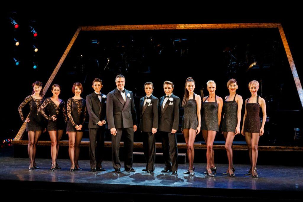 Japan's all-female Takarazuka <em>CHICAGO</em> plays the Lincoln Center Festival at the David H. Koch Theater.